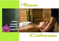 Offrez un bon cadeau massage